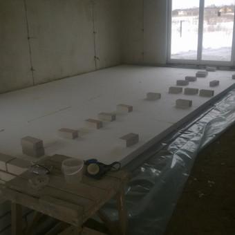 Individualių namų statyba iki raktų / UAB Venza / Darbų pavyzdys ID 398233