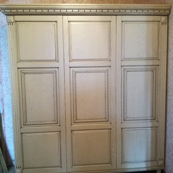 Durys, laiptai, baldai ir kt. medienos gaminiai jūsų namams / Baldickas / Darbų pavyzdys ID 398625