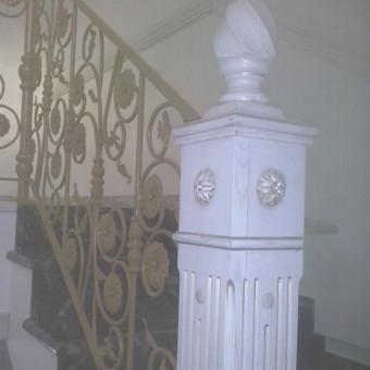 Durys, laiptai, baldai ir kt. medienos gaminiai jūsų namams / Baldickas / Darbų pavyzdys ID 398633