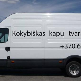 Profesionalus kapų tvarkymas / Tadas Tiškus / Darbų pavyzdys ID 398765