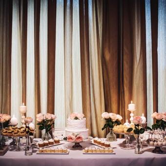 DILI design - šampano staliukas, dekoravomas ir kt. / DILI / Darbų pavyzdys ID 398979