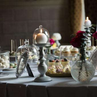 DILI design - šampano staliukas, dekoravomas ir kt. / DILI / Darbų pavyzdys ID 398987
