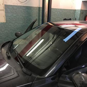 Automobilių stiklų keitimas / Marius Dailyda / Darbų pavyzdys ID 400373