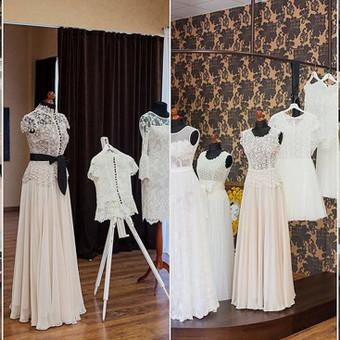 Tikroms fėjoms - vestuvinių ir proginių suknelių salonas / Tikroms fėjoms / Darbų pavyzdys ID 400751