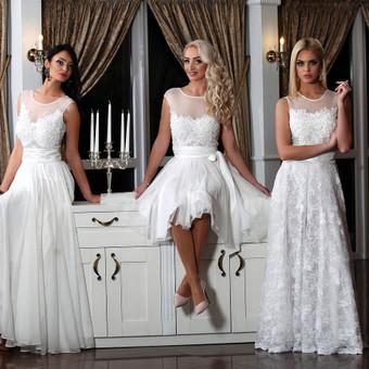 Tikroms fėjoms - vestuvinių ir proginių suknelių salonas / Tikroms fėjoms / Darbų pavyzdys ID 400757