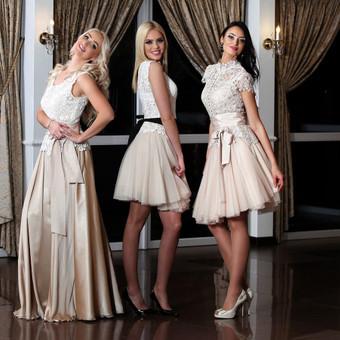 Tikroms fėjoms - vestuvinių ir proginių suknelių salonas / Tikroms fėjoms / Darbų pavyzdys ID 400761