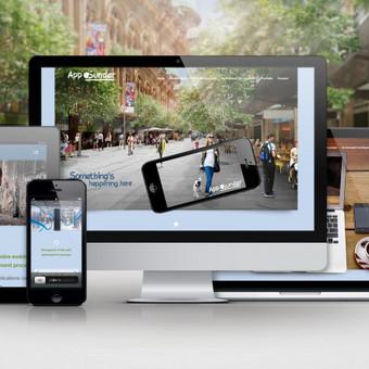 "Užsakovas: ""AppSunder"" (Australija) www.appsunder.com"