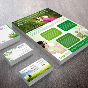 Įmonės firminis stilius / Dizaino pasaulis / Darbų pavyzdys ID 401659