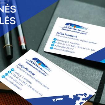 Įmonės firminis stilius / Dizaino pasaulis / Darbų pavyzdys ID 401661