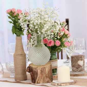 Vestuvių, švenčių dekoravimas / Božena Vanagel / Darbų pavyzdys ID 62749