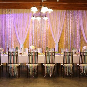 Vestuvių, švenčių dekoravimas / Božena Vanagel / Darbų pavyzdys ID 62746