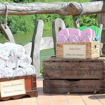 Vestuvių, švenčių dekoravimas / Božena Vanagel / Darbų pavyzdys ID 62748