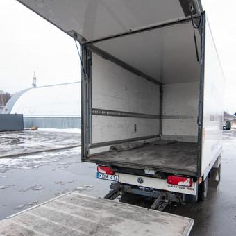 Krovinių pervežimas TIK 10eur/val / Juozas Mikavicius / Darbų pavyzdys ID 401841