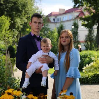 Krikštynų, vaikų gimtadieniai, šeimos fotosesijos.Vilnius / Foto Vaiko Krikštynos / Darbų pavyzdys ID 402371