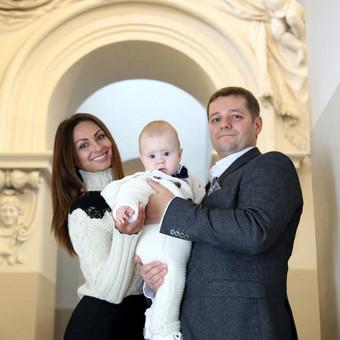 Krikštynų, vaikų gimtadieniai, šeimos fotosesijos.Vilnius / Foto Vaiko Krikštynos / Darbų pavyzdys ID 402373