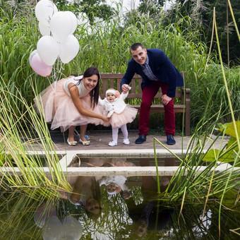 Krikštynų, vaikų gimtadieniai, šeimos fotosesijos.Vilnius / Foto Vaiko Krikštynos / Darbų pavyzdys ID 402397