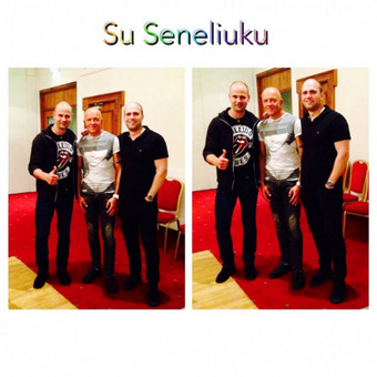 """Spektaklio """"SENELIUKAS"""" turas Airijoje."""