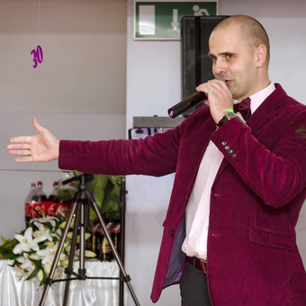 DONATAS ODINAS - Renginių vedėjas visoje Lietuvoje / Donatas Odinas / Darbų pavyzdys ID 62848