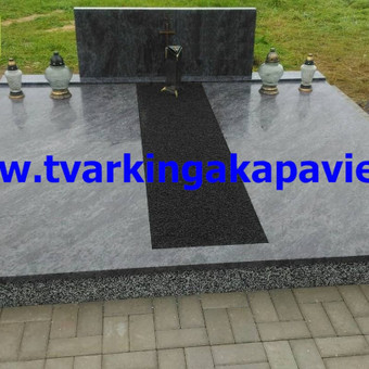Dalinis kapo uždengimas plokštėmis