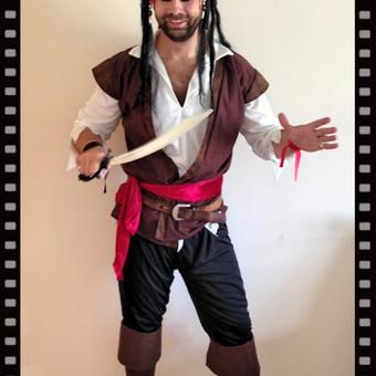 Piratų tema ;)
