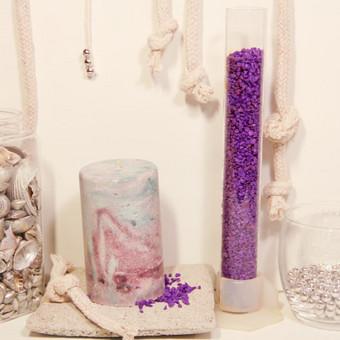 DeiKo Art rankų darbo žvakės tavo ir draugo palangei / Deiko Art / Darbų pavyzdys ID 403397