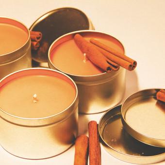 DeiKo Art rankų darbo žvakės tavo ir draugo palangei / Deiko Art / Darbų pavyzdys ID 403411