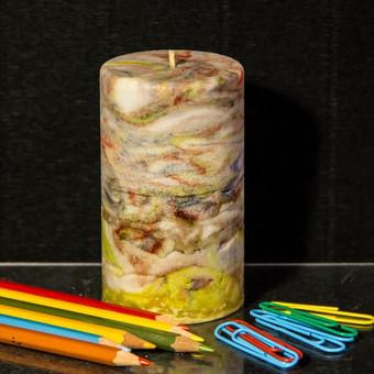 DeiKo Art rankų darbo žvakės tavo ir draugo palangei / Deiko Art / Darbų pavyzdys ID 403417