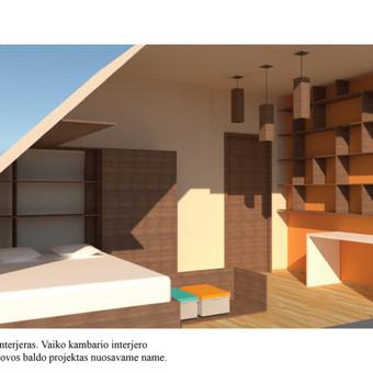 Interjero dizainas. Ofiso patalpų projektavimas. / Bright mark / Darbų pavyzdys ID 403809