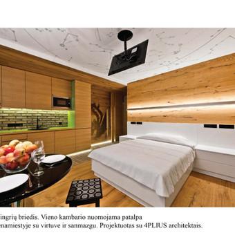 Interjero dizainas. Ofiso patalpų projektavimas. / Bright mark / Darbų pavyzdys ID 403819