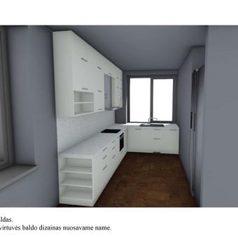 Interjero dizainas. Ofiso patalpų projektavimas. / Bright mark / Darbų pavyzdys ID 403829