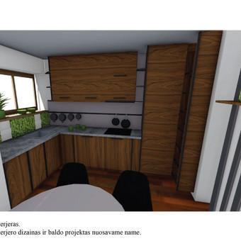 Interjero dizainas. Ofiso patalpų projektavimas. / Bright mark / Darbų pavyzdys ID 403833
