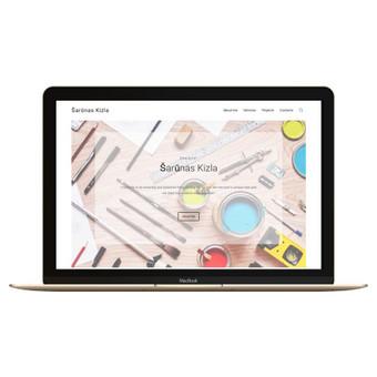 Internetinių svetainių, el. parduotuvių kūrimas ir vystymas! / etNoir / Darbų pavyzdys ID 403855
