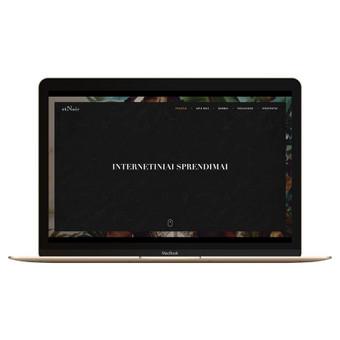 Internetinių svetainių, el. parduotuvių kūrimas ir vystymas! / etNoir / Darbų pavyzdys ID 404313