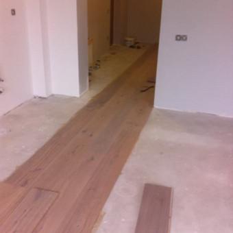 Darbai su medinėmis grindimis: klojimas, šlifavimas... / Rolandas / Darbų pavyzdys ID 405103