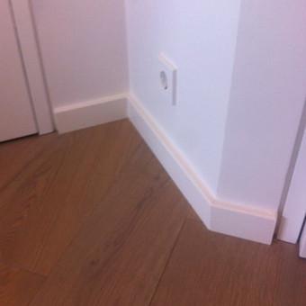 Darbai su medinėmis grindimis: klojimas, šlifavimas... / Rolandas / Darbų pavyzdys ID 405105