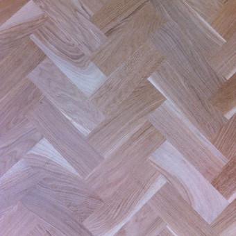 Darbai su medinėmis grindimis: klojimas, šlifavimas... / Rolandas / Darbų pavyzdys ID 405109
