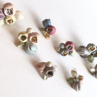 """""""Maži dalykai"""" - keramikos papuošalai ir keramikos kursai / Jūratė Čėsnaitė / Darbų pavyzdys ID 405231"""