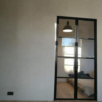 Kalviski dirbiniai,metalo stiklo durys,pertvaros / Kęstas Žilinskas / Darbų pavyzdys ID 405277