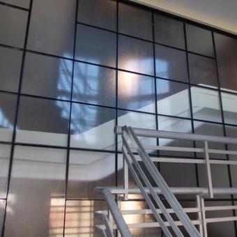 Kalviski dirbiniai,metalo stiklo durys,pertvaros / Kęstas Žilinskas / Darbų pavyzdys ID 405285