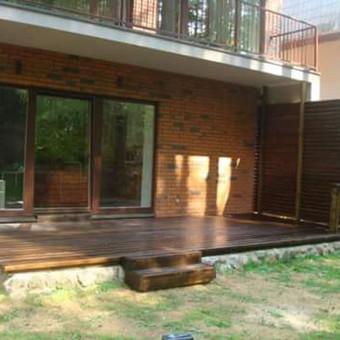 Dengiam stogus.montojam vent. fasadus / Stogai / Darbų pavyzdys ID 405295