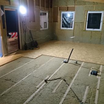 Karkasiniu namu statyba remontas  renovavimas Stogu dengimas / ovidijus / Darbų pavyzdys ID 405541