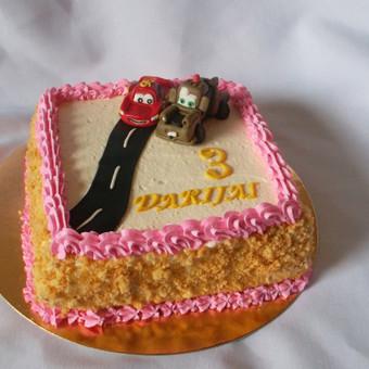 Tortai ir desertai Jūsų šventiniam stalu / Erika / Darbų pavyzdys ID 63172