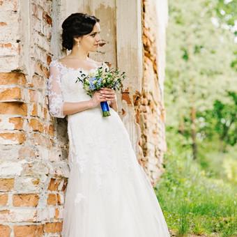 Vestuvinių ir proginių suknelių siuvėja Vilniuje / Oksana Dorofejeva / Darbų pavyzdys ID 63176