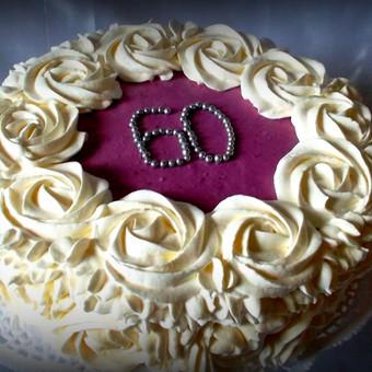 Tortai ir desertai Jūsų šventiniam stalu / Erika / Darbų pavyzdys ID 63175