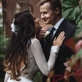 Vestuvių kainos apie 600e už 8 val / Agata Studio / Darbų pavyzdys ID 405805