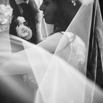 Vestuvių kainos apie 600e už 8 val / Agata Studio / Darbų pavyzdys ID 405807