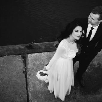Vestuvių kainos apie 600e už 8 val / Agata Studio / Darbų pavyzdys ID 405811