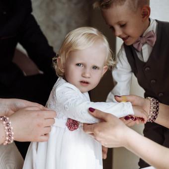 Vestuvių kainos apie 600e už 8 val / Agata Studio / Darbų pavyzdys ID 405849