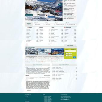 Tinklapių kūrimas prieinama kaina / Tomas / Darbų pavyzdys ID 406159