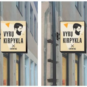 """Vyru kirpimas / VYRU KIRPYKLA""""EVINTAS"""" / Darbų pavyzdys ID 406211"""